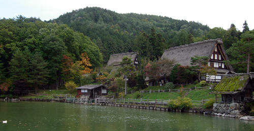 Hida_folk_village