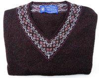 Shetland Designer jumper