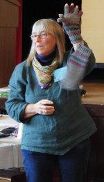 Annamore's magic knitting