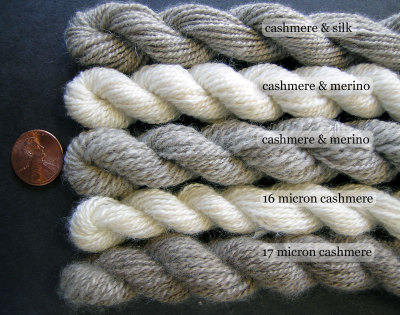 Cashmere_samples