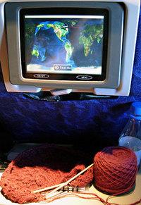 Plane_knitting
