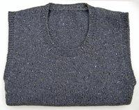 Vest done - folded